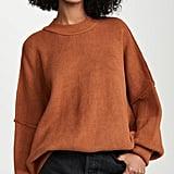 Free People Easy Street Tunic Sweater ($188.90)