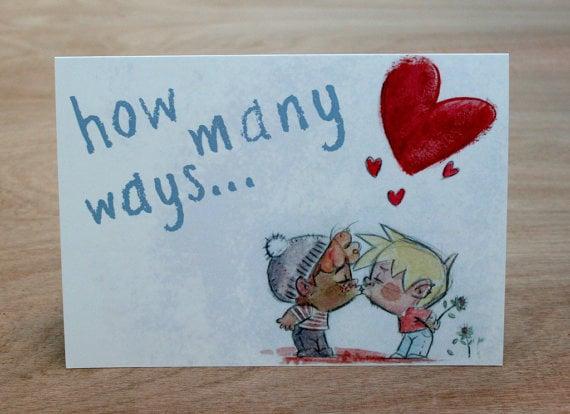 How many ways . . .  ($4)