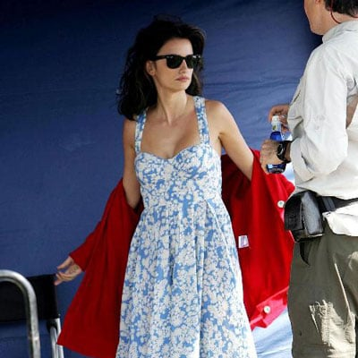 Penelope Cruz on the Set of Broken Embraces 2008-05-27 23:33:21