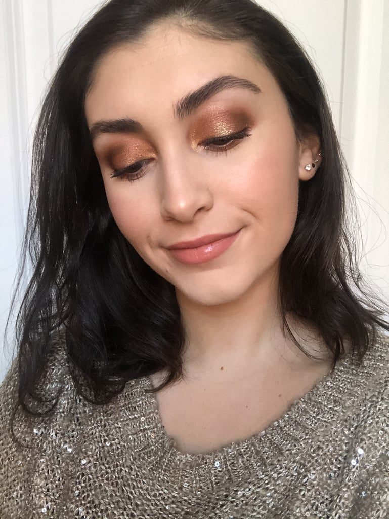I Created the Most Stunning Holiday Beauty Look With Pat McGrath's Star Wars Palette