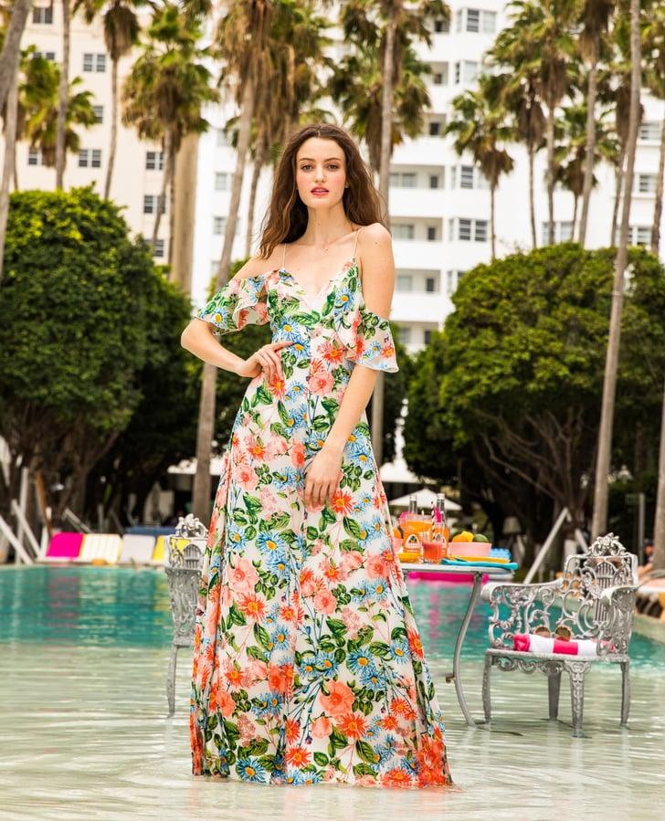 bfc19df47cf1 Best Maxi Dresses Summer 2018 | POPSUGAR Fashion