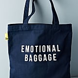 The School of Life Emotional Baggage Tote