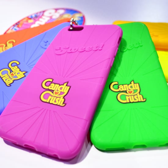 Scented Candy Crush Phone Cases
