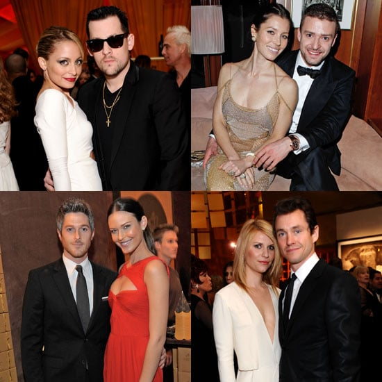 2011 Oscars Couples