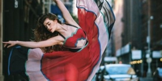 Mesmerizing Photos Show Famous Ballerinas Dancing In The Streets