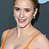 Rachel Brosnahan at the 2020 Critics' Choice Awards