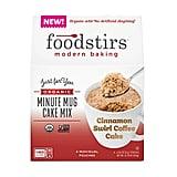 Foodstirs Cinnamon Swirl Coffee Cake