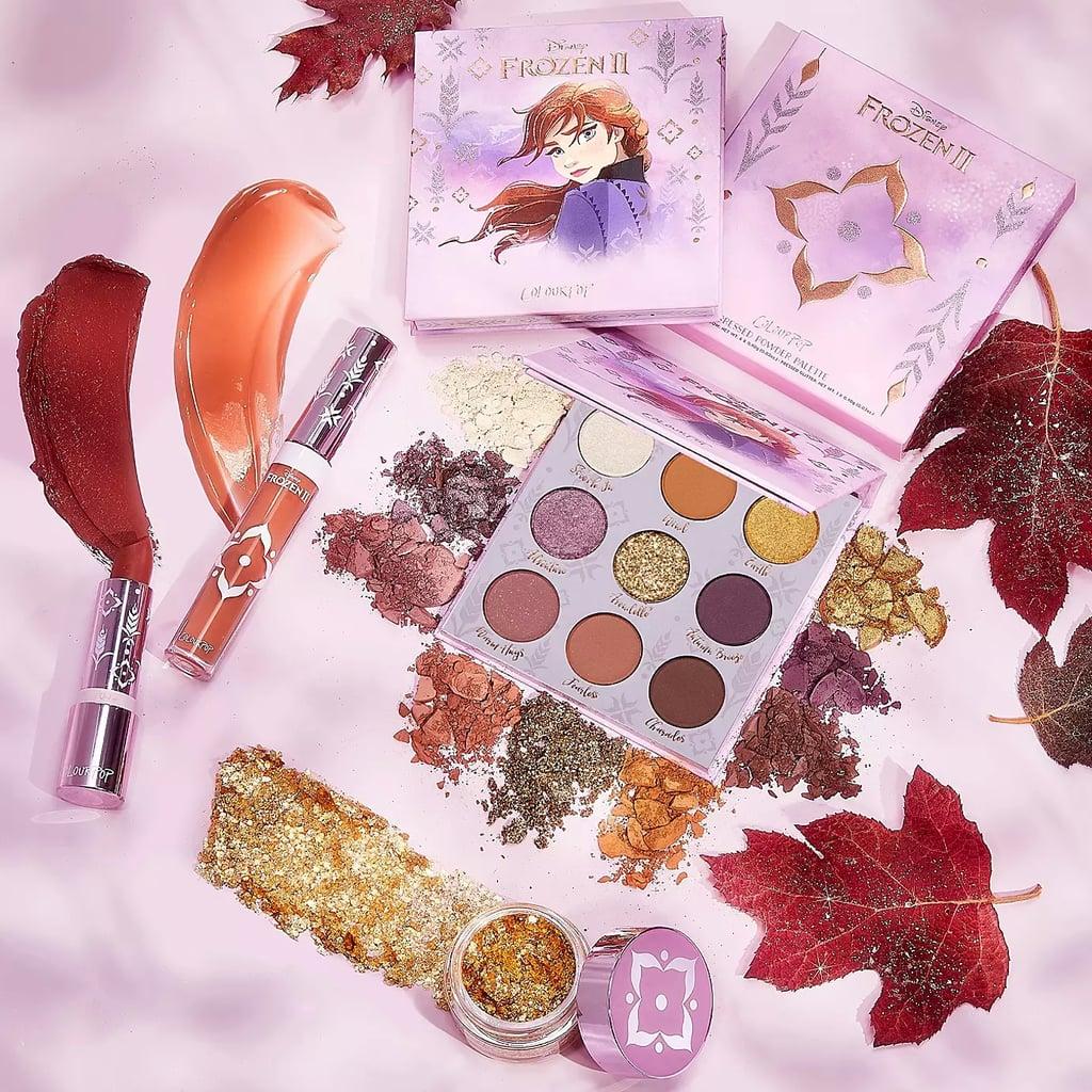 Frozen 2 Anna Bundle by ColourPop