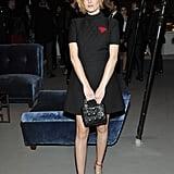 Zoey Deutch Wearing Dior Spring '17
