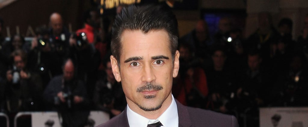 Colin Farrell Gifts Us With His Shirtless Bod, Just in Time For the Holidays