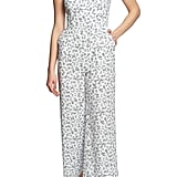 1.State Afternoon Bouquet Back Tie Jumpsuit
