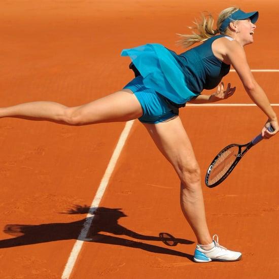 Maria Sharapova Dubai Duty Free Tennis Championships 2018