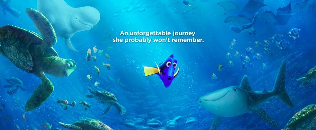 Disney Finding Dory Honest Trailer
