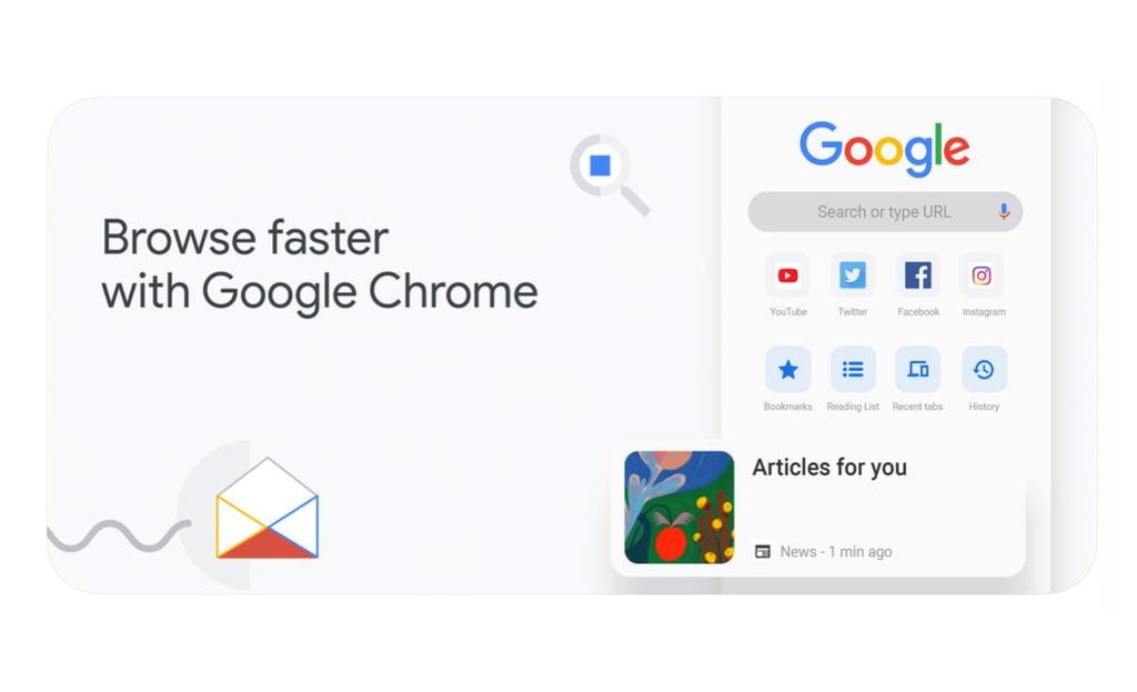 Google Chrome | Top iPhone Apps of 2018 | POPSUGAR Tech Photo 38