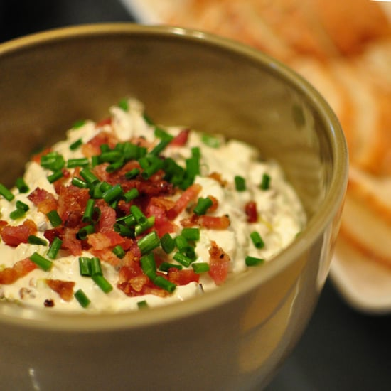 Caramelized Leek and Bacon Dip Recipe