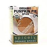 Spicely Organic Pumpkin Pie Spice ($3)