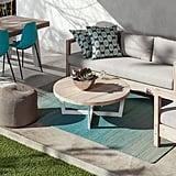 Arca Driftwood Gray Lounge Chair