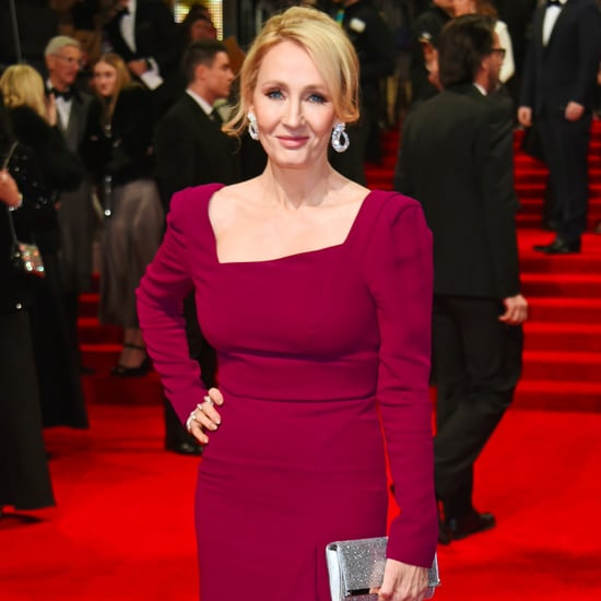 J.K. Rowling Uses Piers Morgan Article to Troll Him