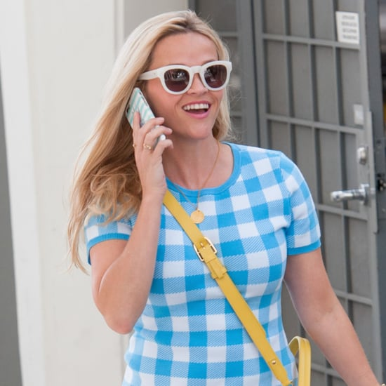 Reese Witherspoon Out in LA May 2016