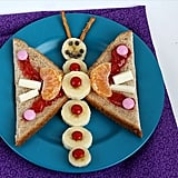 Butterfly Toast