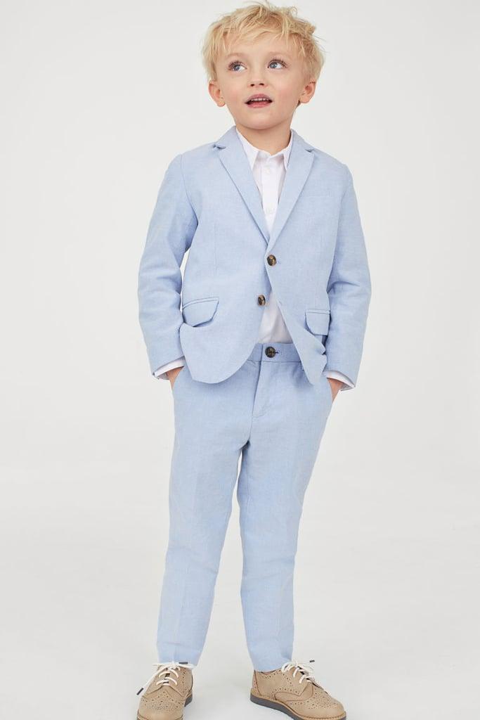 H&M Cotton Blazer