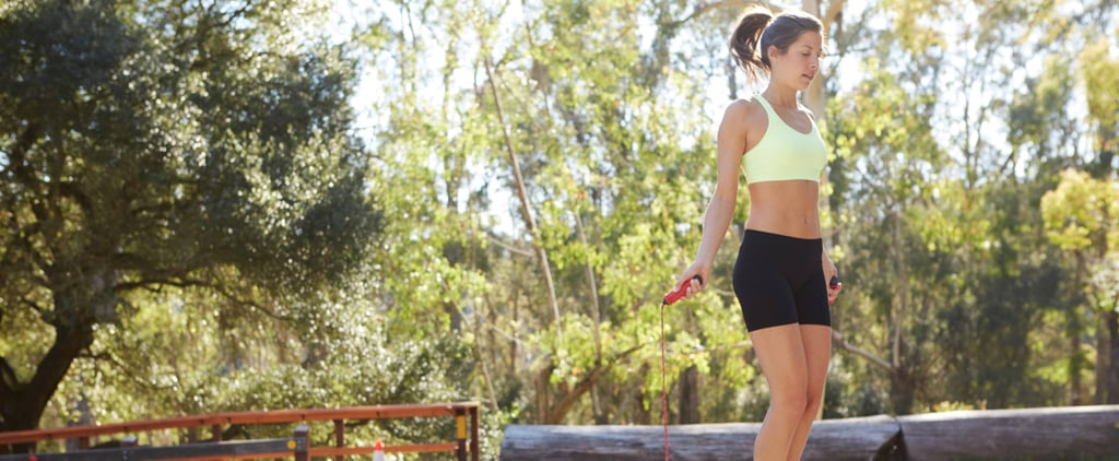 Skipping Is the Killer Cardio Workout You Should Definitely Be Doing