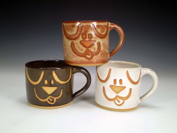 Dog Mug ($18)