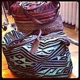 These JADEtribe weekender bags are at the top of our Summer shopping list.