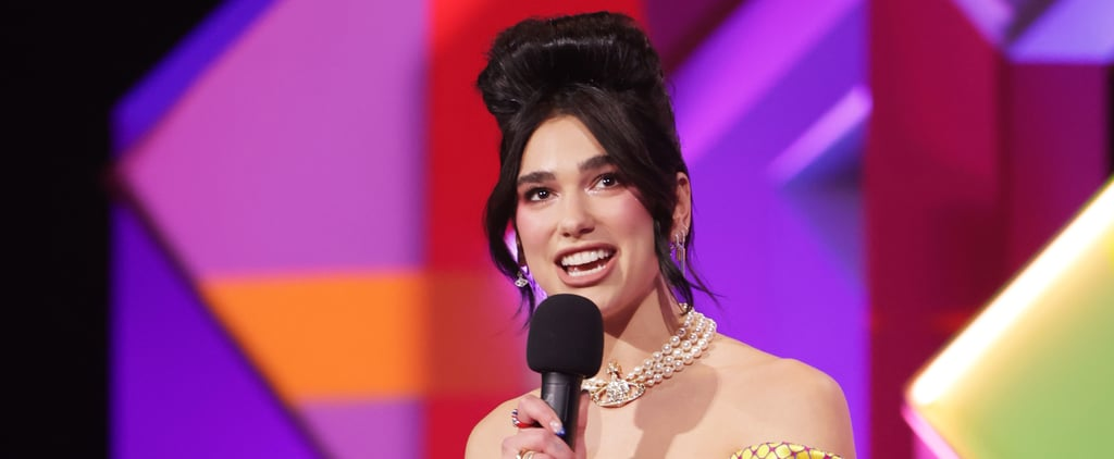 Dua Lipa's Powerful BRITs Speech Calls For NHS Pay Rise