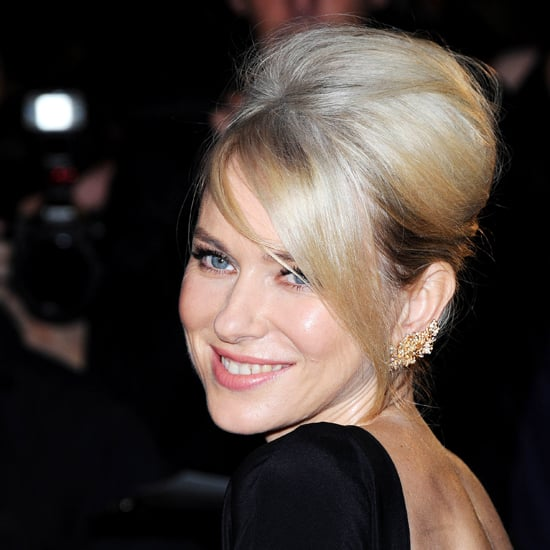 Copy Naomi Watts' Bouffant Hairstyle