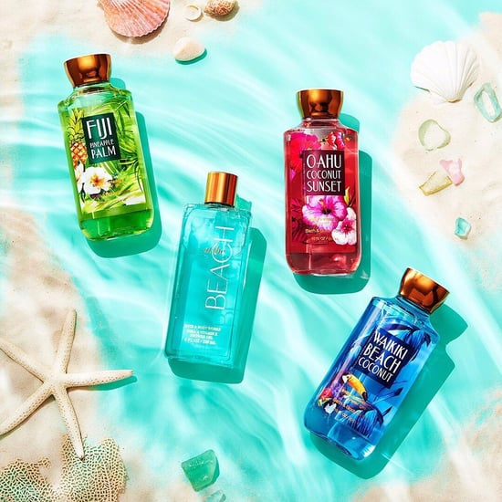 Bath and Body Works Coconut Oil Shower Gels