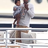 Beyonce Knowles 31st Birthday Vacation | Pictures