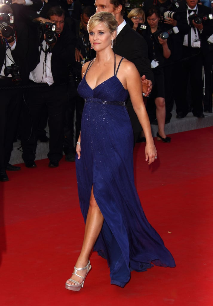 Reese Witherspoon in Atelier Versace at 2012 Cannes Film Festival