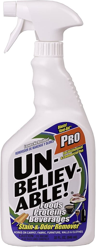 Unbelievable! Pro Stain & Odour Remover