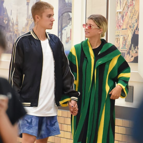 Justin Bieber and Sofia Richie Couple Style