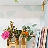 Hi Letter Vase Set ($18)