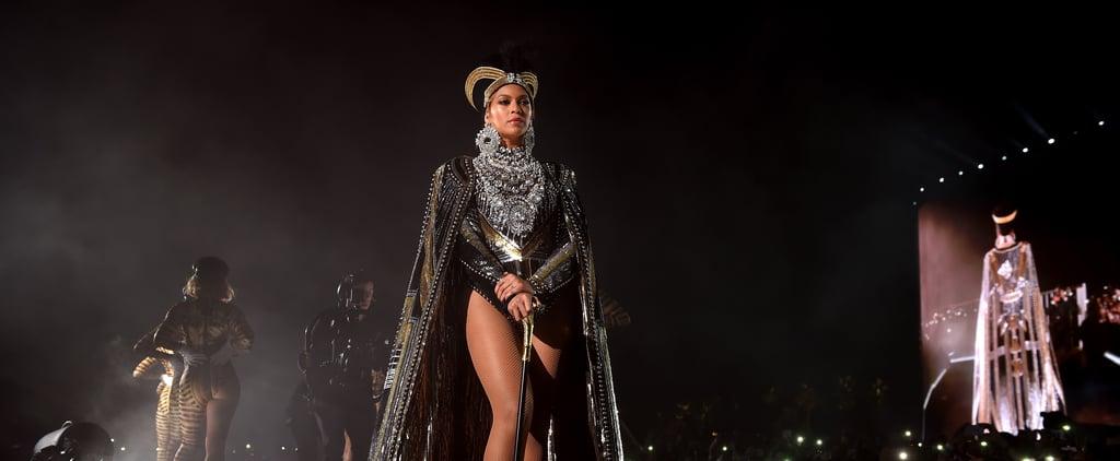 Beyonce's Coachella Makeup 2018