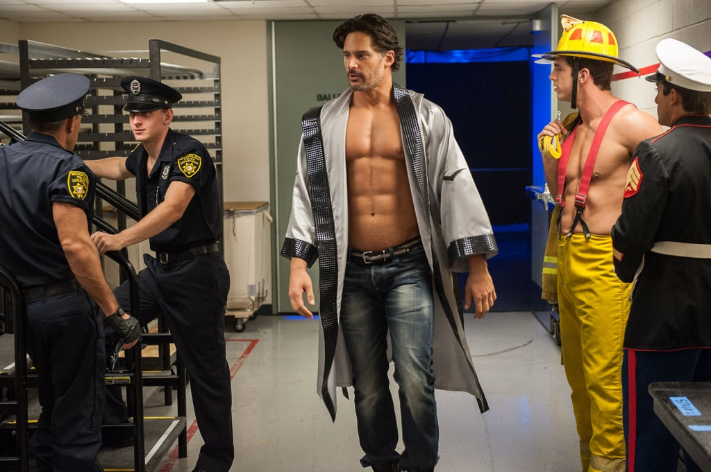 Joe Manganiello, Magic Mike XXL