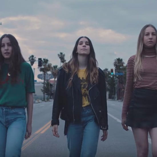 "Haim ""Want You Back"" Music Video"