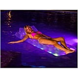 LED Illuminated Pool Raft