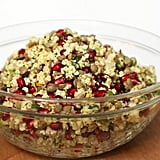 Lentil, Millet, and Pomegranate Salad