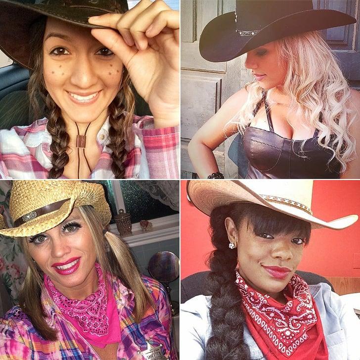 Cowgirl cowboy sex