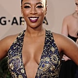 Samira Wiley at the 2018 SAG Awards