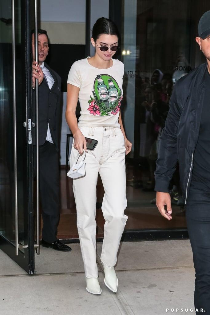 Kendall Jenner Heineken T-Shirt