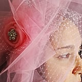 Pink tulle works wonders with this theme.