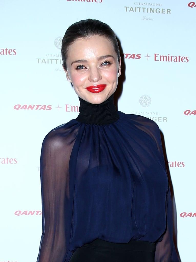 April 2013: Qantas Gala Dinner