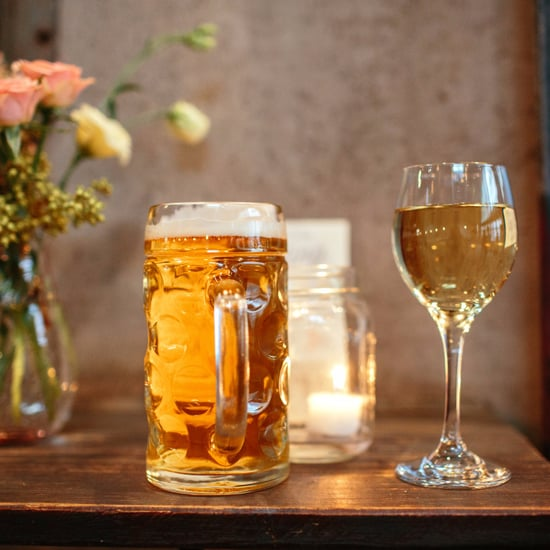 How to Set Up Your Wedding Bar