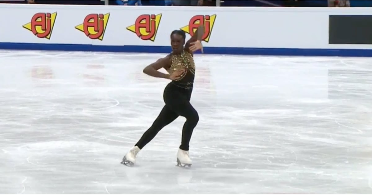 "Forget a ""Halo,"" This Figure Skater Deserves a Crown For Her Iconic Beyoncé Routine"