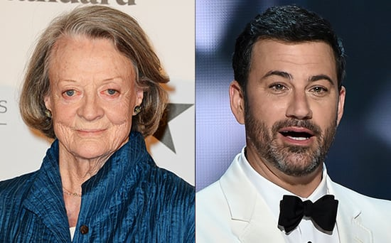 FROM EW: Maggie Smith to Jimmy Kimmel: 'Please Direct Me' to Emmys' Lost and Found