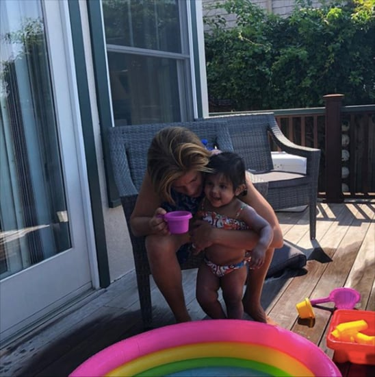 Hoda Kotb's Birthday Instagram